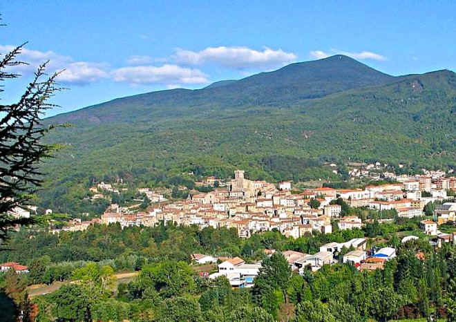 Arcidosso in Tuscany - main sights, festivals